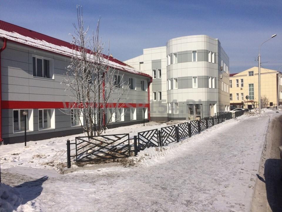 """Административное здание ОАО """"РЖД"""", г. Новосибирск"""