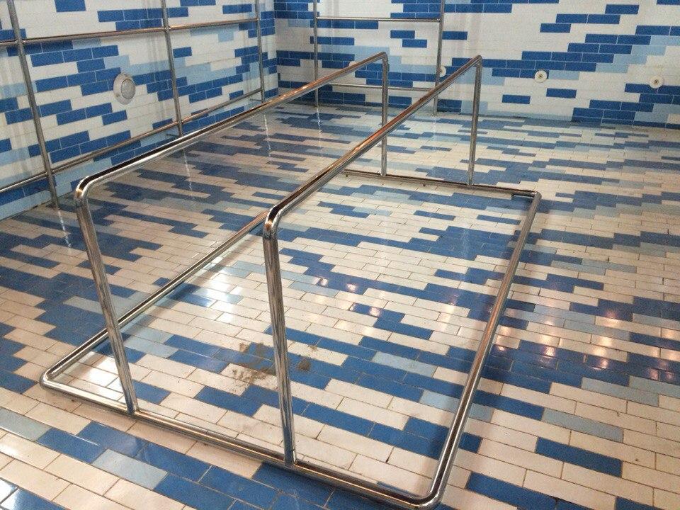 ограждения бассейна