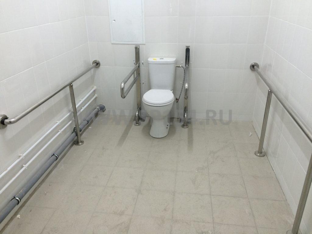 НОРДМОЛЛ, г. Новосибирск - Лестницы и перила из нержавеющей стали